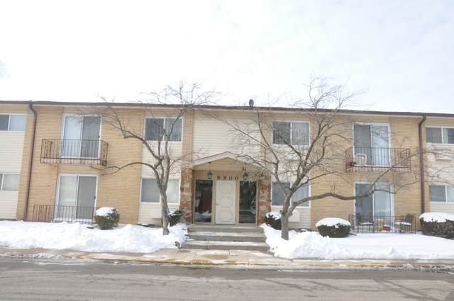 8900 David Place 1F, Des Plaines, IL 60016 (MLS #10991891) :: The Spaniak Team