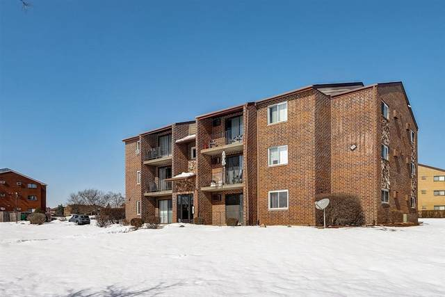 9840 W 153rd Street 3SW, Orland Park, IL 60462 (MLS #10991975) :: Ryan Dallas Real Estate