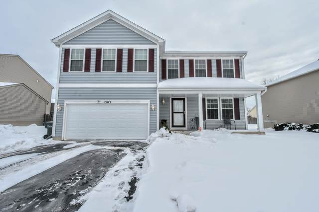 1305 Reed Road, Zion, IL 60099 (MLS #10991976) :: Jacqui Miller Homes