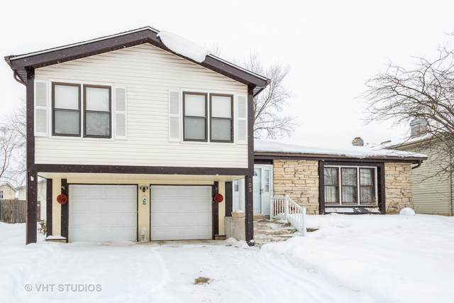193 Harding Drive, Glendale Heights, IL 60139 (MLS #10992016) :: RE/MAX IMPACT