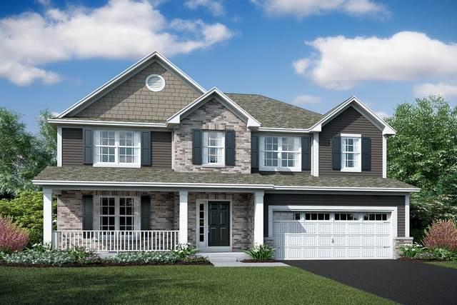 13897 Amelia Lot #116 Drive, Lemont, IL 60439 (MLS #10992026) :: The Dena Furlow Team - Keller Williams Realty