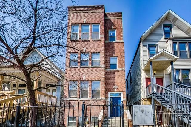 3254 N Racine Avenue #3, Chicago, IL 60657 (MLS #10992063) :: Carolyn and Hillary Homes