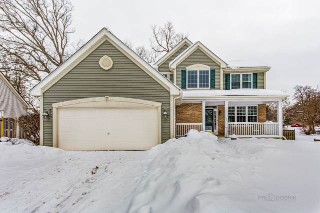 7 Forest Cove Court, Streamwood, IL 60107 (MLS #10992099) :: Jacqui Miller Homes