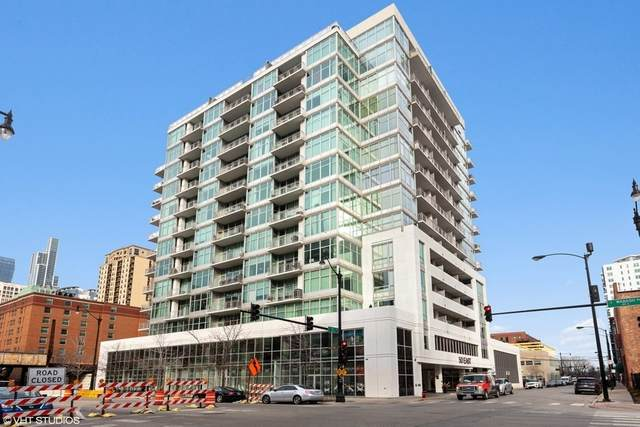 50 E 16th Street #1208, Chicago, IL 60616 (MLS #10992393) :: Lewke Partners