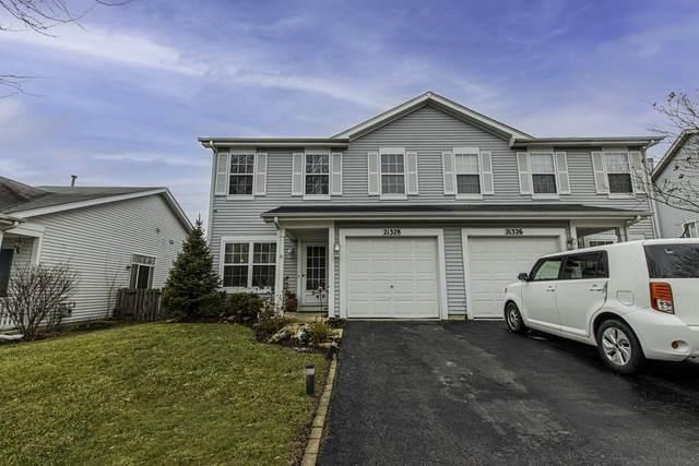 21328 Edison Lane, Plainfield, IL 60544 (MLS #10992465) :: The Dena Furlow Team - Keller Williams Realty