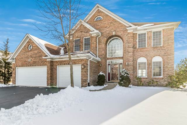 13518 Rockefeller Circle, Plainfield, IL 60544 (MLS #10992768) :: Jacqui Miller Homes