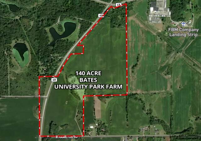 00 Steger Monee Road, University Park, IL 60484 (MLS #10992818) :: Jacqui Miller Homes