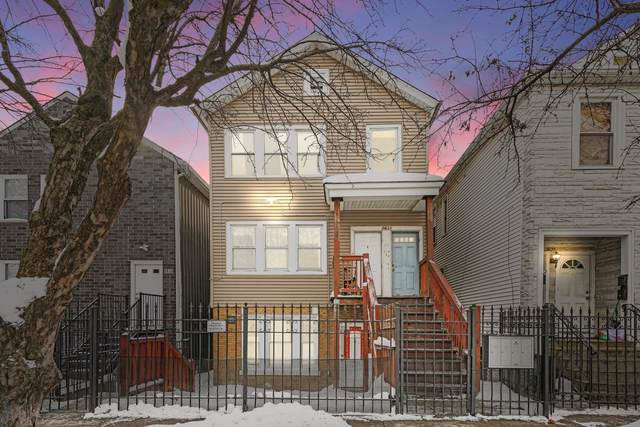 2633 W 23rd Place, Chicago, IL 60608 (MLS #10993155) :: The Dena Furlow Team - Keller Williams Realty