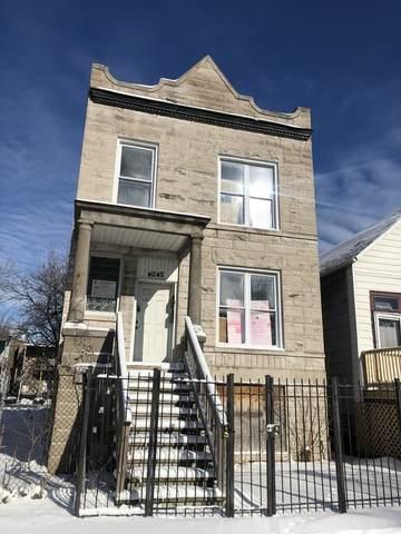4042 W Adams Street, Chicago, IL 60624 (MLS #10993255) :: The Dena Furlow Team - Keller Williams Realty