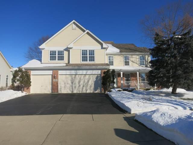 5260 Morningview Drive, Hoffman Estates, IL 60194 (MLS #10993259) :: The Dena Furlow Team - Keller Williams Realty