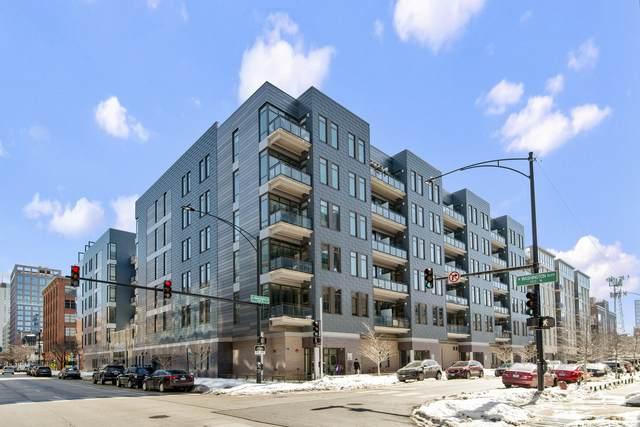 27 N Aberdeen Street 2N, Chicago, IL 60607 (MLS #10993339) :: O'Neil Property Group