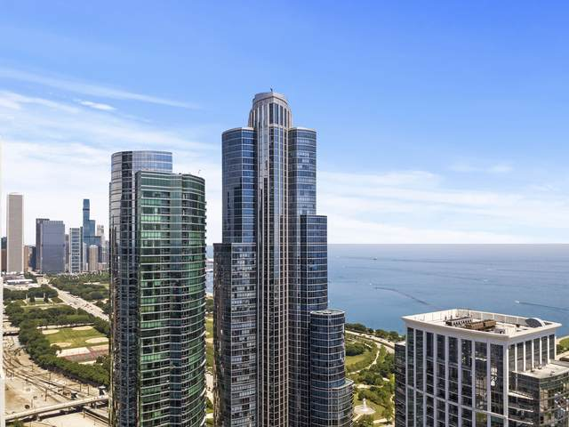 1201 S Prairie Avenue #3606, Chicago, IL 60605 (MLS #10993569) :: The Spaniak Team