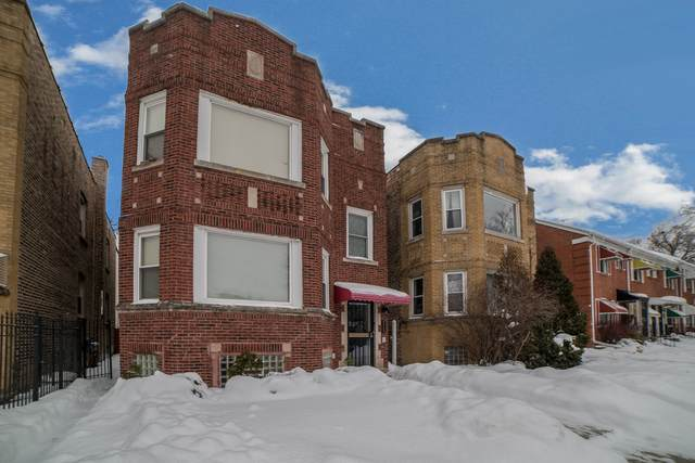 8443 S Bennett Avenue, Chicago, IL 60619 (MLS #10993584) :: Jacqui Miller Homes