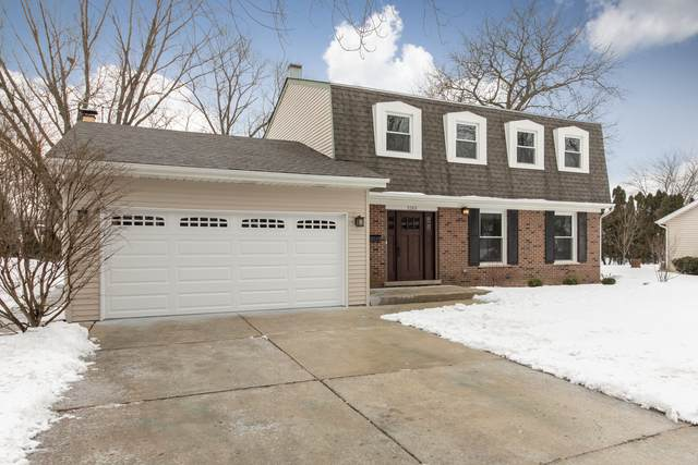 1260 Downing Court, Wheaton, IL 60187 (MLS #10993696) :: The Dena Furlow Team - Keller Williams Realty
