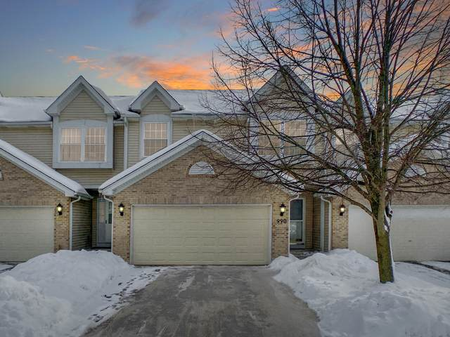 990 Viewpoint Drive, Lake In The Hills, IL 60156 (MLS #10993735) :: The Dena Furlow Team - Keller Williams Realty