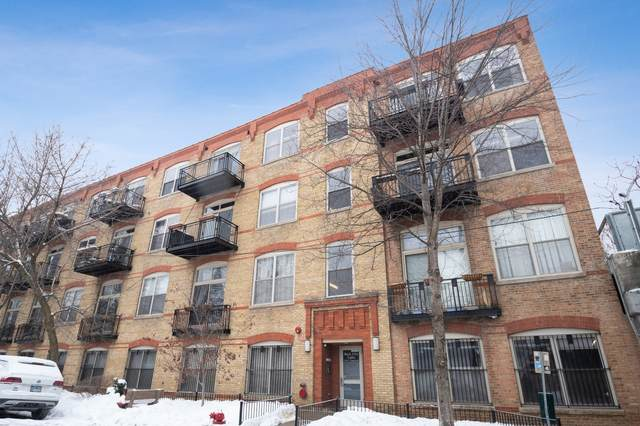 1740 N Maplewood Avenue #417, Chicago, IL 60647 (MLS #10993833) :: Littlefield Group