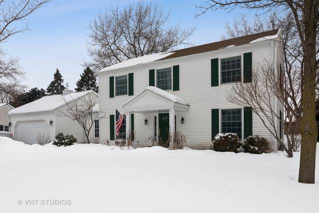 5 Old Hickory Road, Rolling Meadows, IL 60008 (MLS #10993901) :: The Dena Furlow Team - Keller Williams Realty