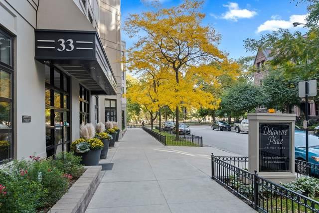 33 W Delaware Place 20B, Chicago, IL 60610 (MLS #10994033) :: The Spaniak Team
