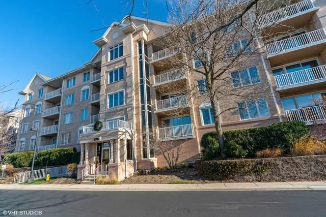 1705 Pavilion Way #506, Park Ridge, IL 60068 (MLS #10994133) :: Littlefield Group