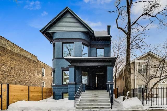 3255 W Evergreen Avenue #2, Chicago, IL 60651 (MLS #10994189) :: Touchstone Group