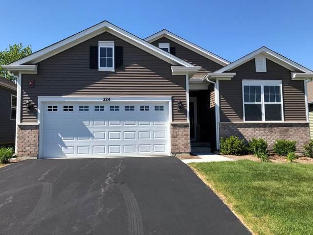 6488 Doral Drive, Gurnee, IL 60031 (MLS #10994384) :: The Dena Furlow Team - Keller Williams Realty