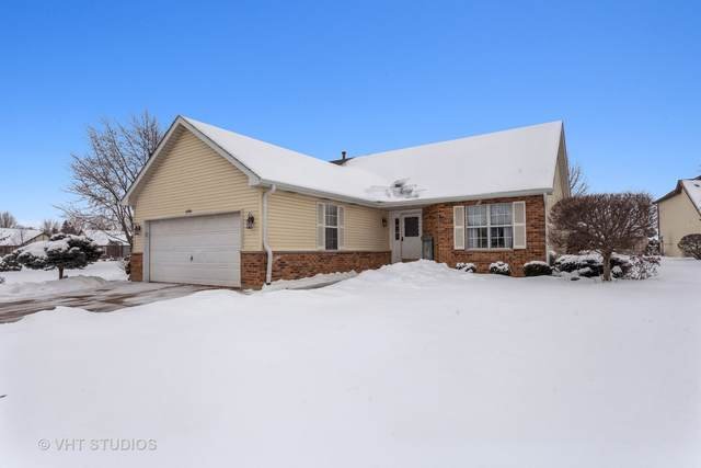 13750 S Cottonwood Lane, Plainfield, IL 60544 (MLS #10994508) :: The Dena Furlow Team - Keller Williams Realty