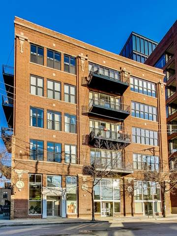 215 N Aberdeen Street 306B, Chicago, IL 60607 (MLS #10994520) :: The Perotti Group