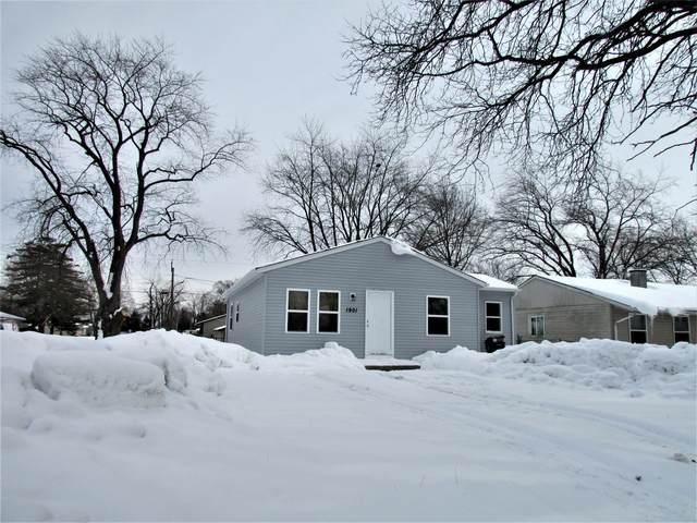 1901 Joppa Avenue, Zion, IL 60099 (MLS #10994552) :: Jacqui Miller Homes
