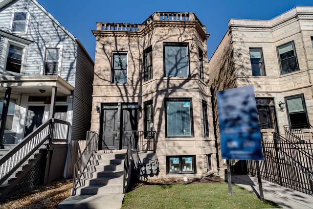 3432 W Belden Avenue G, Chicago, IL 60647 (MLS #10994559) :: The Dena Furlow Team - Keller Williams Realty