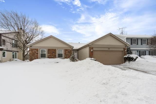 437 Caren Drive, Buffalo Grove, IL 60089 (MLS #10994636) :: The Dena Furlow Team - Keller Williams Realty