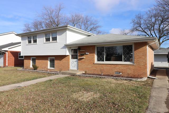 16933 Parkside Avenue, South Holland, IL 60473 (MLS #10994639) :: The Dena Furlow Team - Keller Williams Realty