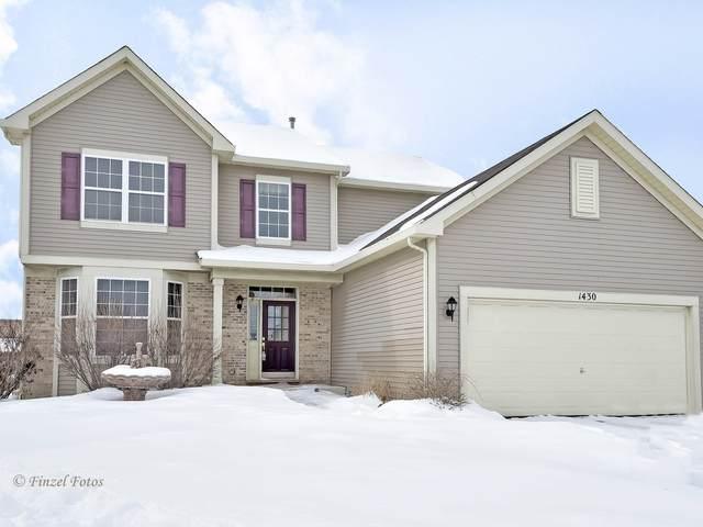 1430 Hearthstone Drive, Hampshire, IL 60140 (MLS #10994688) :: Jacqui Miller Homes