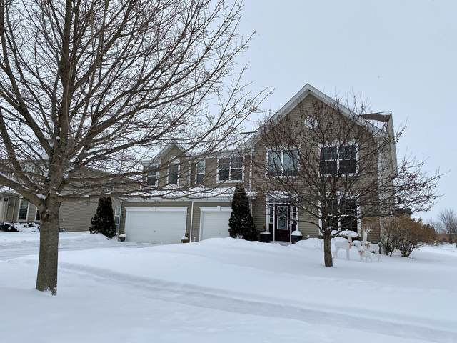 536 Litchfield Way, Oswego, IL 60543 (MLS #10994982) :: Littlefield Group