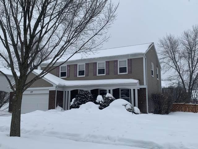 37 Montauk Lane, Vernon Hills, IL 60061 (MLS #10995081) :: The Dena Furlow Team - Keller Williams Realty