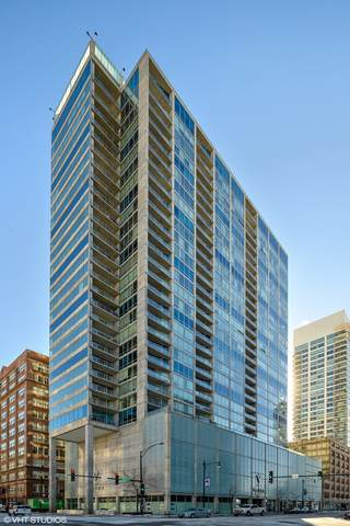 611 S Wells Street #2402, Chicago, IL 60607 (MLS #10995142) :: The Spaniak Team