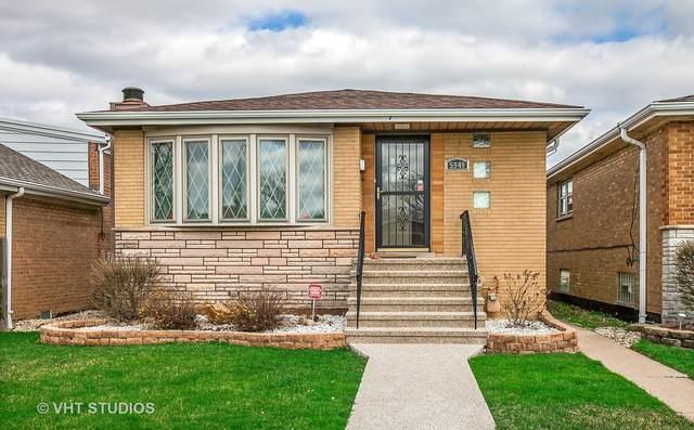 5949 S Major Avenue, Chicago, IL 60638 (MLS #10995147) :: Jacqui Miller Homes