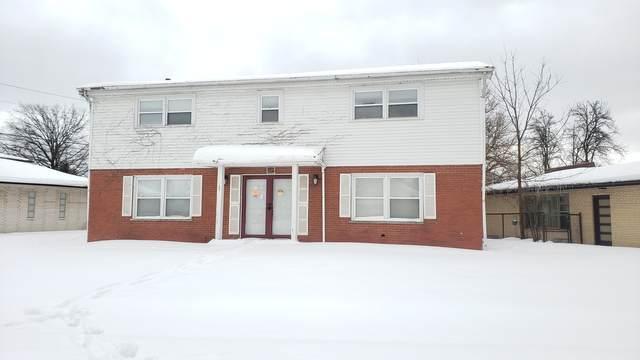 1025 E 156th Place, Dolton, IL 60419 (MLS #10995451) :: Jacqui Miller Homes