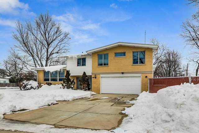 3855 Greenwood Street, Skokie, IL 60076 (MLS #10995479) :: The Dena Furlow Team - Keller Williams Realty