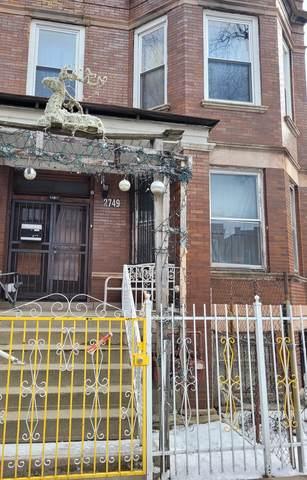 2749 S Keeler Avenue, Chicago, IL 60623 (MLS #10995623) :: Jacqui Miller Homes