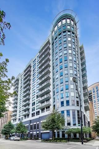 421 W Huron Street #607, Chicago, IL 60654 (MLS #10995676) :: The Perotti Group