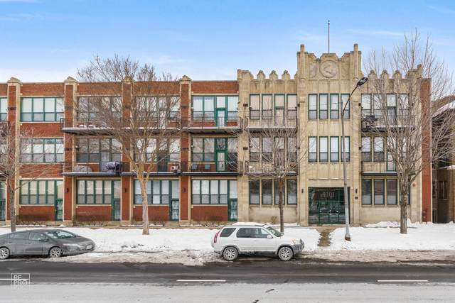 4101 S Michigan Avenue #315, Chicago, IL 60653 (MLS #10995765) :: The Dena Furlow Team - Keller Williams Realty
