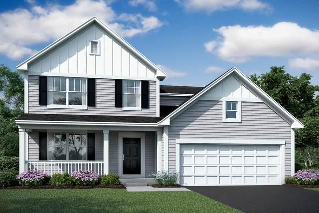 1022 Wilbe Lot #1681 Street, Plano, IL 60545 (MLS #10995820) :: The Dena Furlow Team - Keller Williams Realty