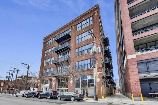 215 N Aberdeen Street 307A, Chicago, IL 60607 (MLS #10995870) :: RE/MAX IMPACT
