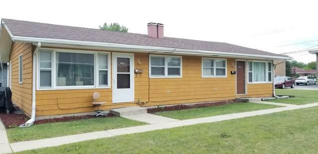 2306 Joppa Avenue, Zion, IL 60099 (MLS #10995885) :: Jacqui Miller Homes