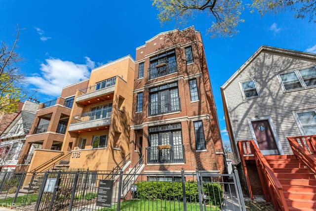 3731 N Clifton Avenue #1, Chicago, IL 60613 (MLS #10996003) :: The Perotti Group