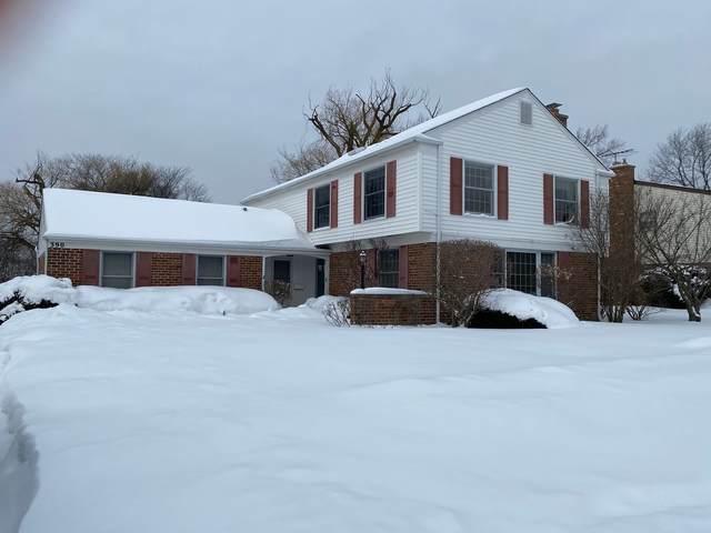390 Castlewood Lane, Deerfield, IL 60015 (MLS #10996191) :: Helen Oliveri Real Estate
