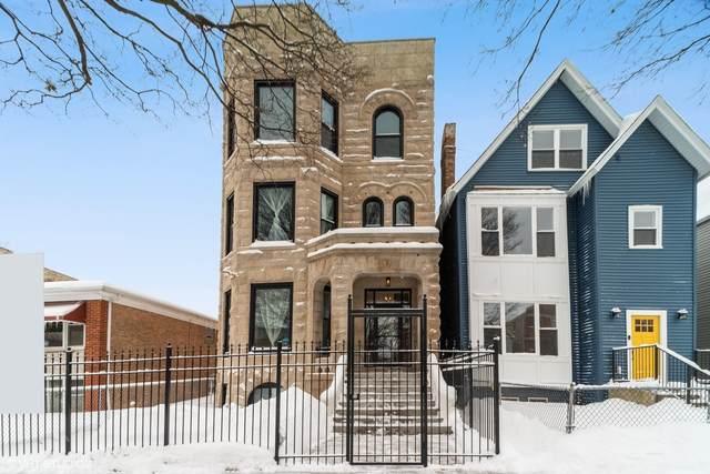 5142 S Wabash Avenue #3, Chicago, IL 60615 (MLS #10996327) :: The Dena Furlow Team - Keller Williams Realty