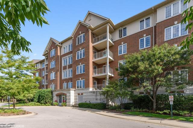 640 Robert York Avenue #105, Deerfield, IL 60015 (MLS #10996352) :: The Spaniak Team