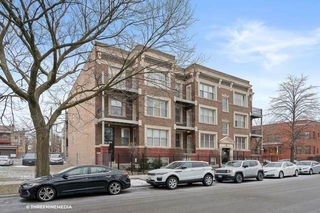 4904 S Forrestville Avenue #3, Chicago, IL 60615 (MLS #10996494) :: The Dena Furlow Team - Keller Williams Realty