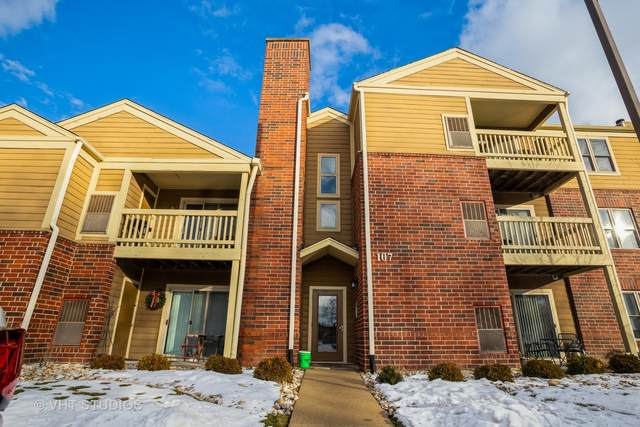 107 Glengarry Drive #204, Bloomingdale, IL 60108 (MLS #10996522) :: The Spaniak Team